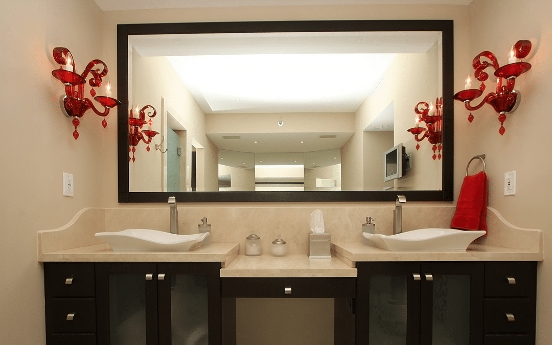 7 Classy Bathroom Mirror Ideas Pleasanton Glass Company