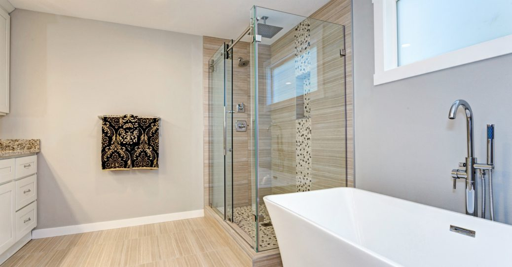 Can Shower Door Glass Be Replaced