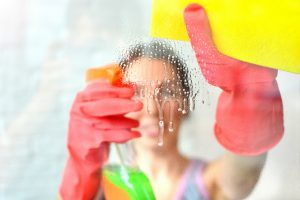How to Remove Water Marks on Your Frameless Shower Door1
