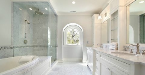 The Pros and Cons of a Frameless Shower Door