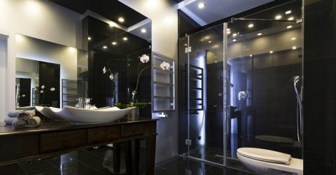 When to Repair and When to Replace a Glass Shower Door