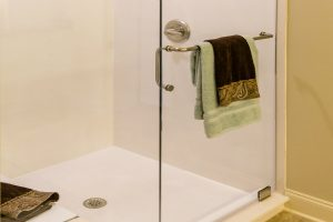 When to Repair and When to Replace a Glass Shower Door1