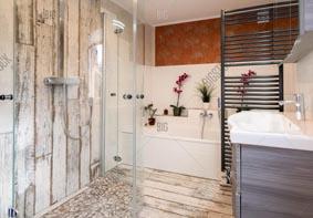 Pleasanton Glass - Showers, Tubs & Custom Enclosures