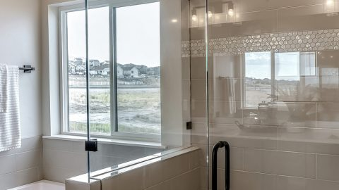 What We Love About Frameless Shower Doors
