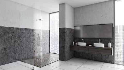 Design a Custom Glass Shower Enclosure